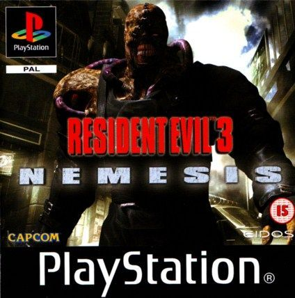 resident evil 3 nemesis ps1 controls